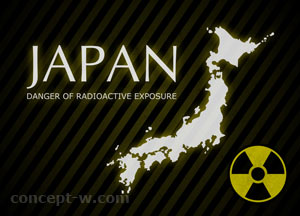 danger of radioactive contamination