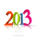 2013 calendar background