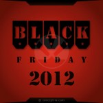 black friday 2012