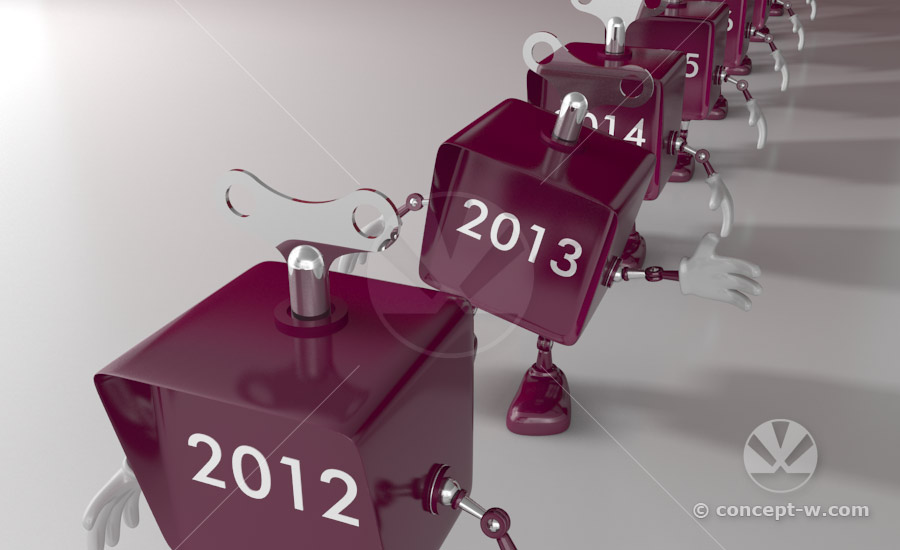2012 2013 New Year Toys -